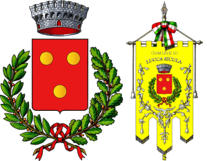 Lucca Sicula Stemma e Gonfalone