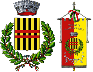 Villafranca Sicula Stemma e Gonfalone